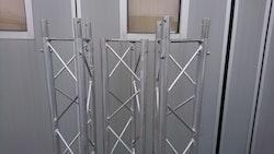 3 x Tros SP3-L150 från Prolyte Group