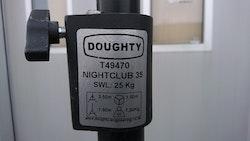 Högtalarstativ Doughty T49470 Nightclub 35