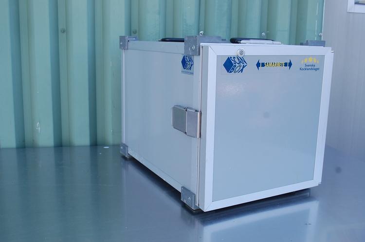 Värmeskåp Scanbox E4G