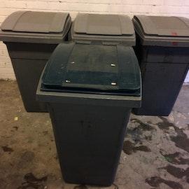 Sopkärl / avfallskärl - 340 liter