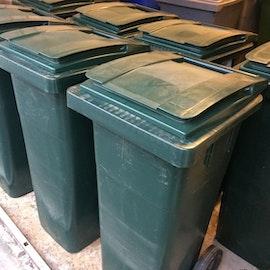 Sopkärl Gröna - 140 liter