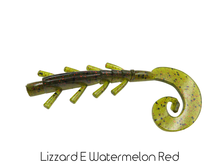 Lizzard E 10cm 5-Pack