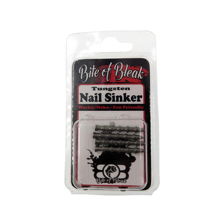 Tungsten Nail Sinker
