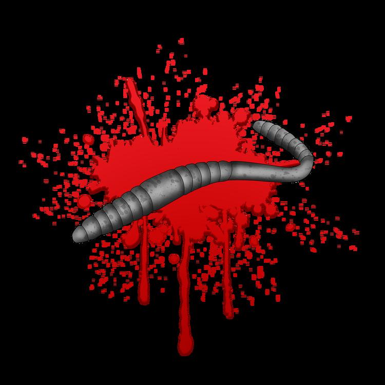 Spawn Worm 10cm Bulk