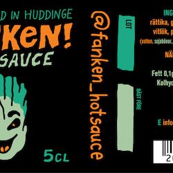 Fanken Hotsauce KIMCHI