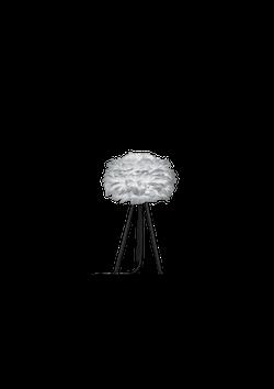 UMAGE - FjäderLampa -  Eos mini, Ljusgrå