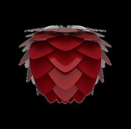 UMAGE - Lampskärm - Aluvia Mini Ruby Red