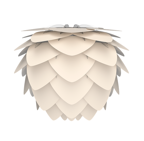 UMAGE - Lampskärm - Aluvia pearl Medium