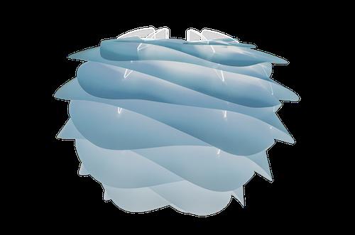 UMAGE  - Lampskärm - Carmina mini, Azurblå