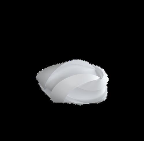 UMAGE - Lampskärm - Ribbon mini, vit