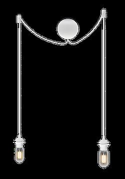 UMAGE - Sladdset - Cannonball Cluster/2 Vit