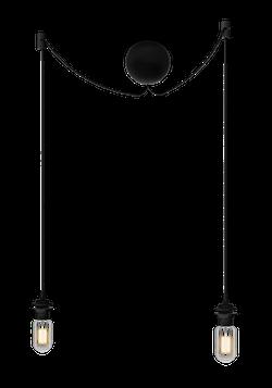 UMAGE - Sladdset - Cannonball Cluster/2 Svart