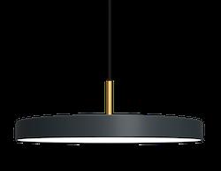 UMAGE - Taklampa - Asteria, Anthracite