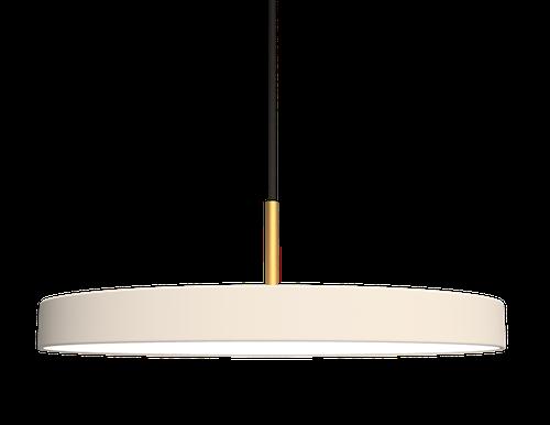 UMAGE - Taklampa  Asteria Pearl vit