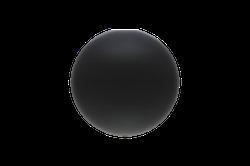 UMAGE Cannonball - Sockel och sladd, Svart
