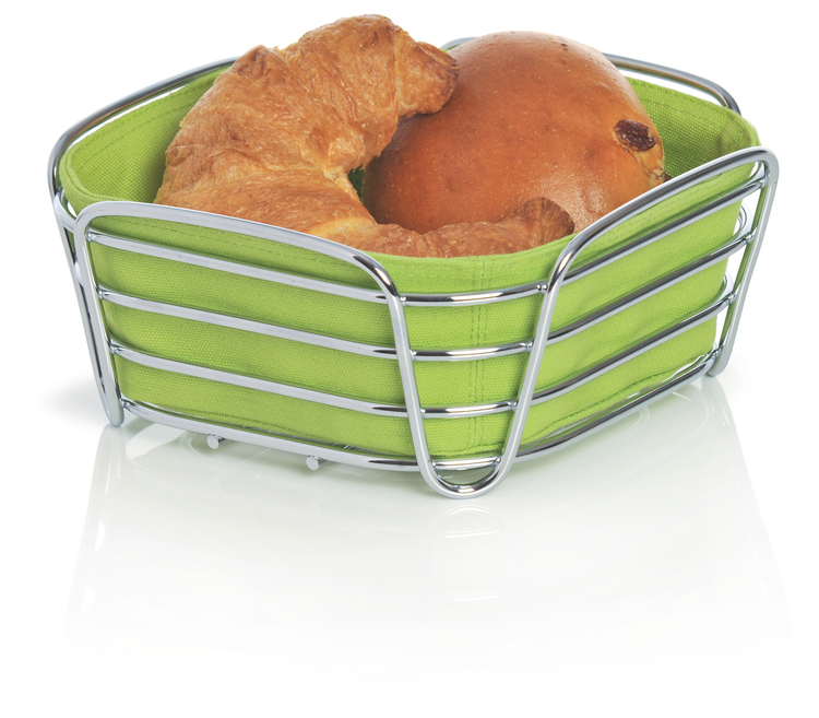 BLOMUS Delara brödkorg, stor - Grön