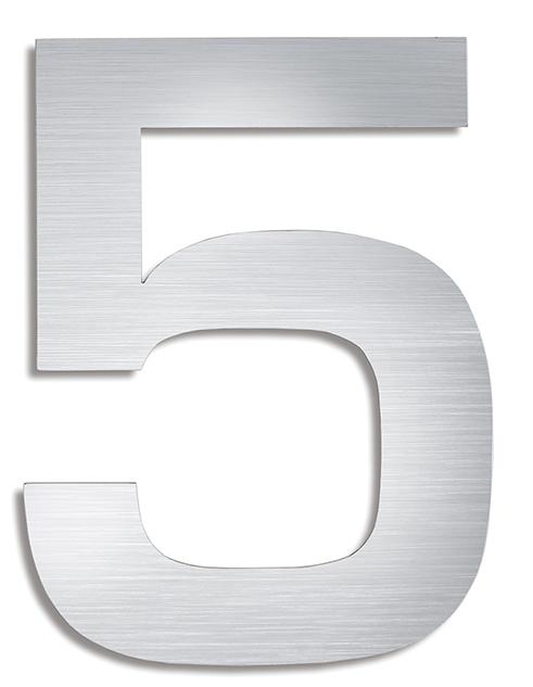 BLOMUS Signo husnummer 2 - Rostfritt stål