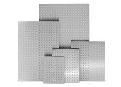 BLOMUS Muro magnettavla - Rostfritt stål, 40x50 cm, perforerad