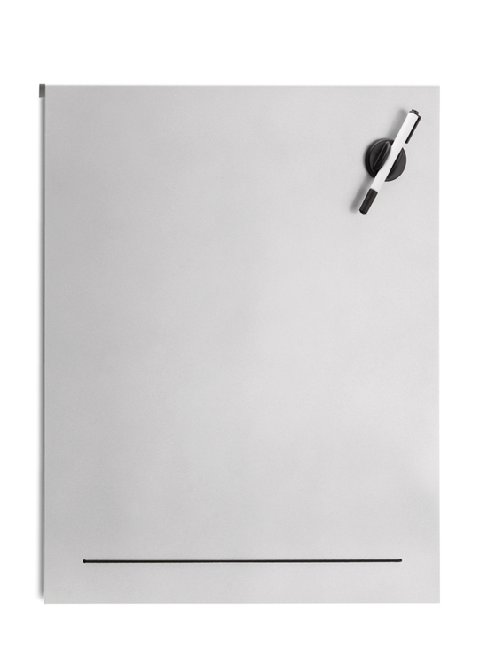 BLOMUS Muro magnetisk anslagstavla - Aluminium, 75x115 cm
