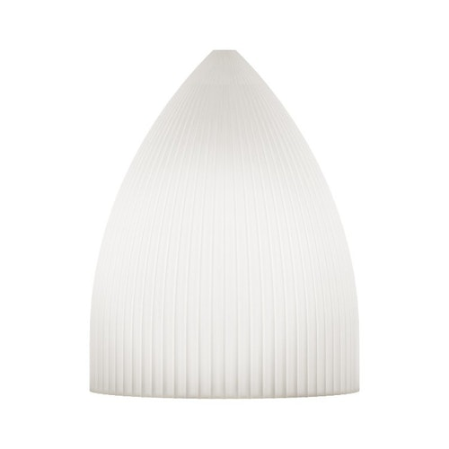 VITA Ripples Slope lampa - Vit