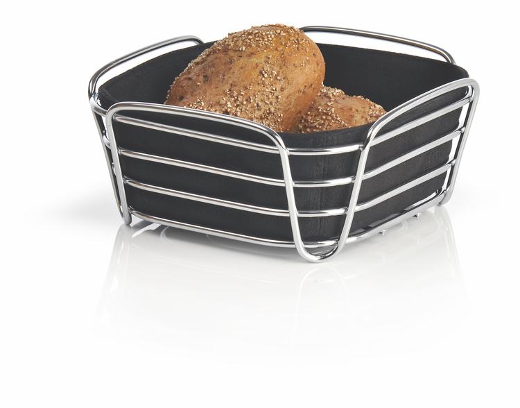 BLOMUS Delara brödkorg, liten - Svart