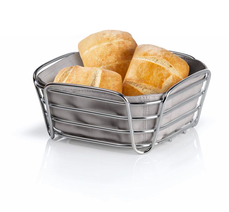 BLOMUS Delara brödkorg, liten - Taupe