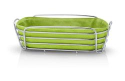 BLOMUS Delara brödkorg, oval - Grön