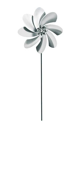 BLOMUS Viento snurra, curve, 30 cm - Rostfritt stål