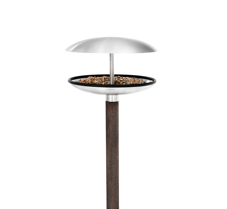 BLOMUS Fuera fågelbord/bad - Rostfritt stål