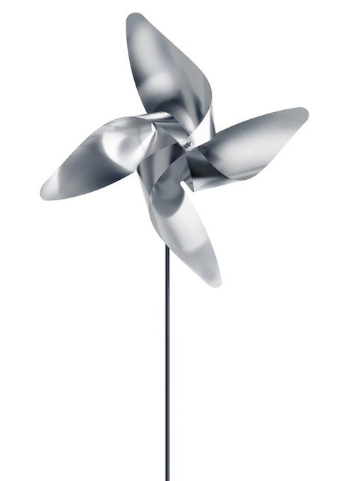 BLOMUS Viento snurra, 4 petal, stor - Rostfritt stål