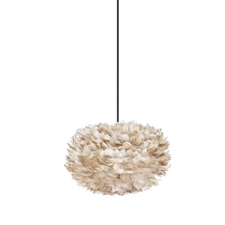VITA Eos lampskärm - Ljusbrun