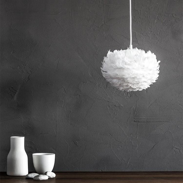 UMAGE / VITA Eos lampskärm - Vit