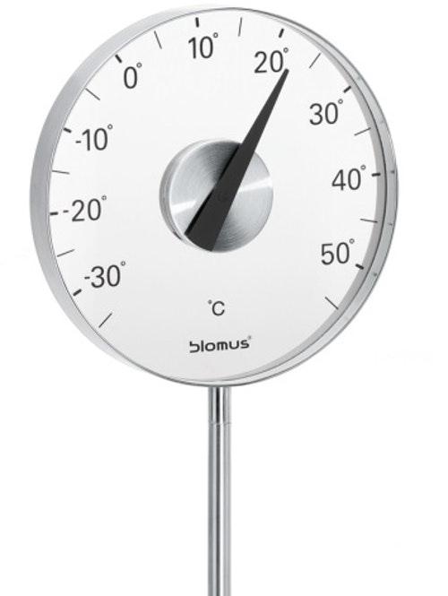 BLOMUS Grado termometer - Rostfritt stål