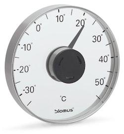 BLOMUS Grado fönstertermometer - Rostfritt stål