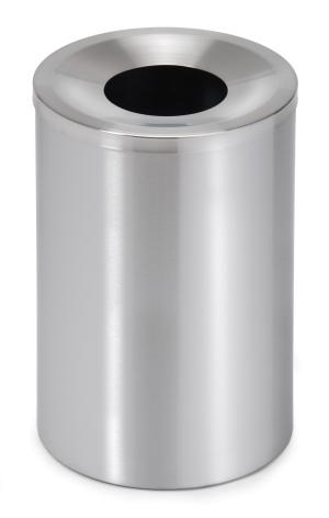 BLOMUS  Casa papperskorg - Rostfritt stål, liten