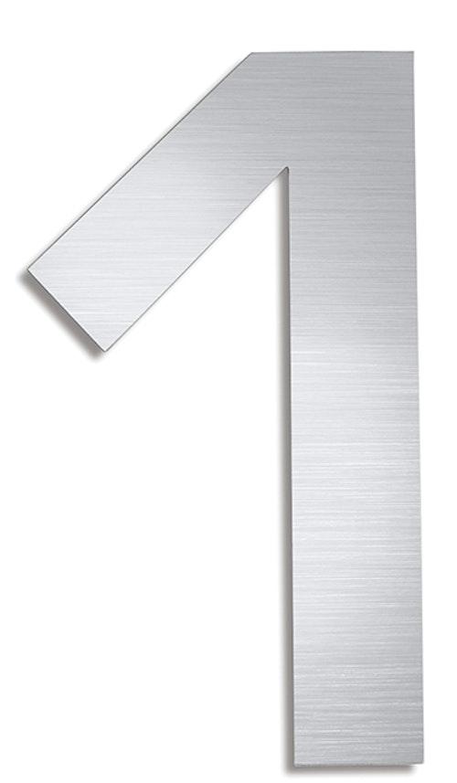 BLOMUS Signo husnummer 1 - Rostfritt stål