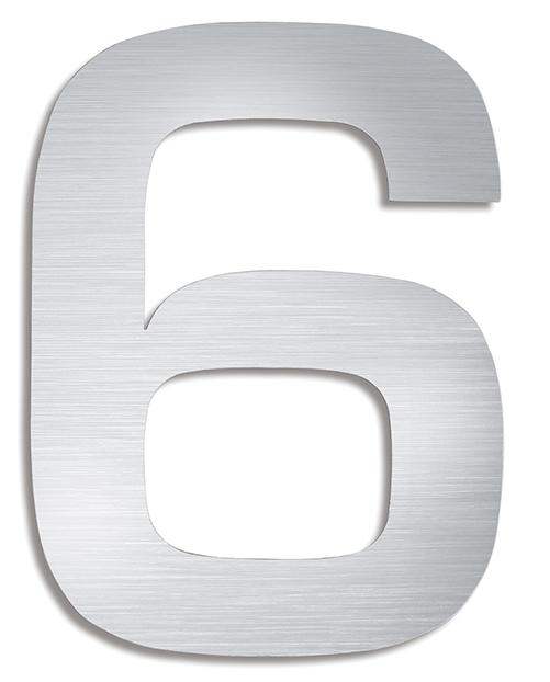 BLOMUS Signo husnummer 1 - Rostfritt stål - UTGÅTT