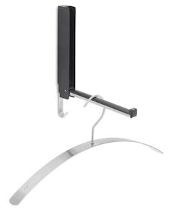 BLOMUS Lanca väggkrok - Rostfritt stål, flip-down