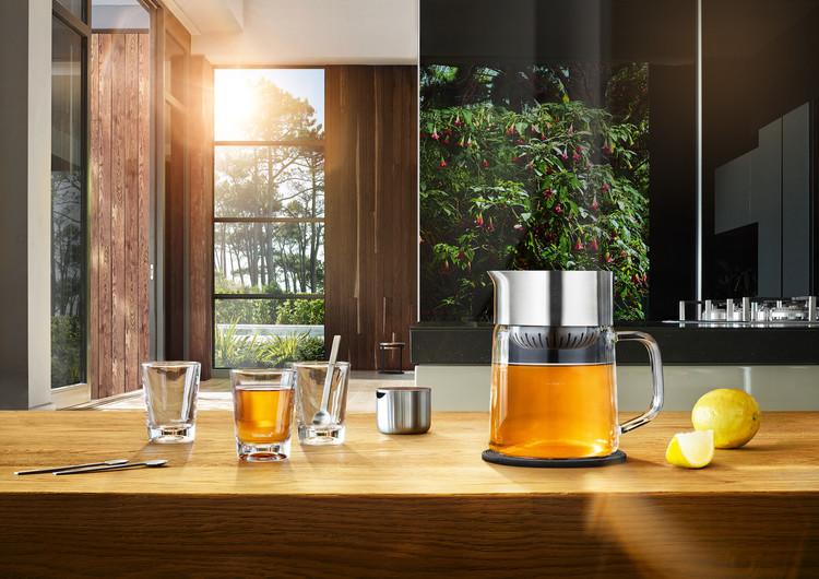 BLOMUS Tea-Jane tekanna - Rostfritt stål, matt