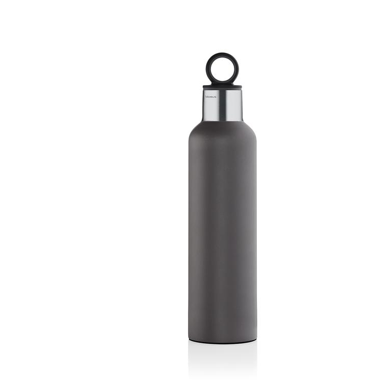 BLOMUS Go isolerad flaska - Grå, 500 ml
