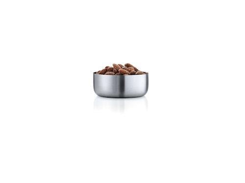 BLOMUS Basic snackskål - Rostfritt stål, mellan