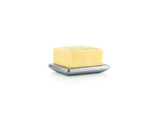 BLOMUS Basic smörbehållare - Rostfritt stål, 250 g