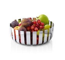 BLOMUS Gusto fruktskål - Rostfritt stål, polerad