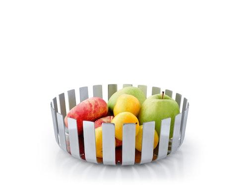 BLOMUS Gusto fruktskål - Rostfritt stål, matt
