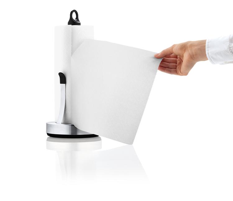 BLOMUS Loop pappershållare - Rostfritt stål