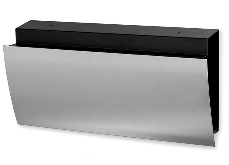 BLOMUS Signo tidningsfack - Rostfritt stål