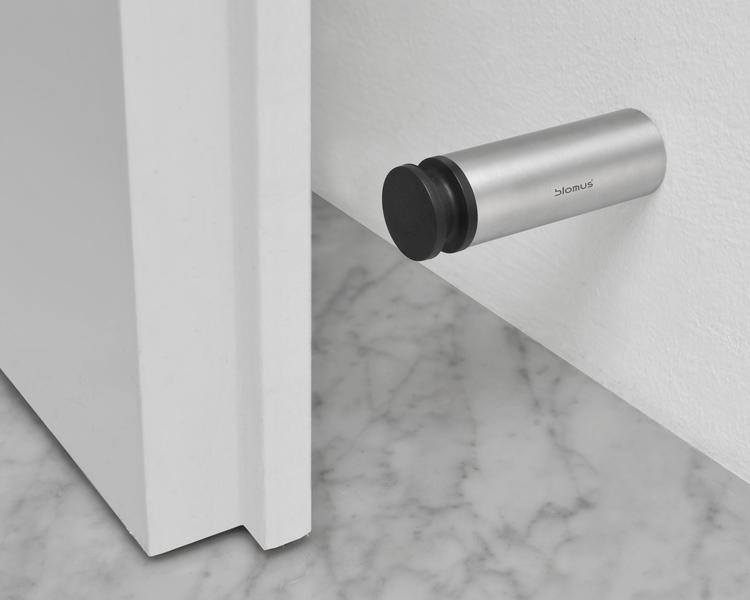 BLOMUS Entra väggmonterad dörrstopp, 8 cm