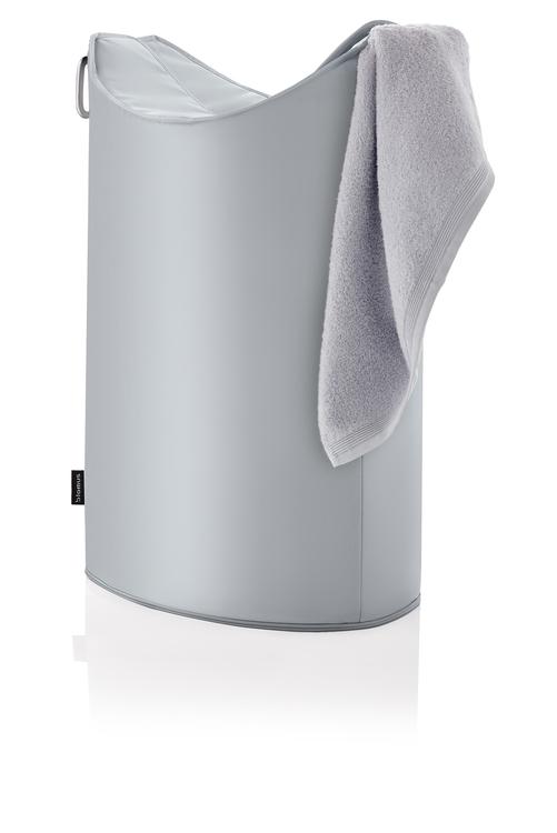 BLOMUS Frisco Tvättkorg - Silver Grey