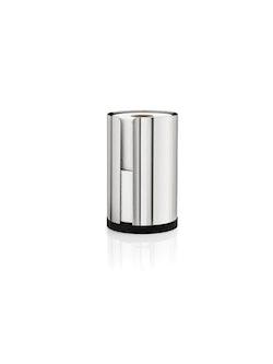 BLOMUS Nexio toalettpappershållare - Rostfritt stål, 2 rullar