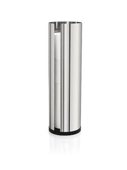 BLOMUS Nexio toalettpappershållare - Rostfritt stål,  4 rullar